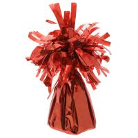 FOIL BALLOON WEIGHT RED PK 12  BW30335