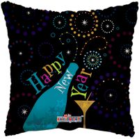 "HAPPY NEW YEAR CHAPAGNE BALLOON 18""  89082-18"