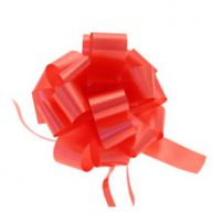 RED PULLBOW 50mm  PB5882